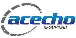Acecho logo