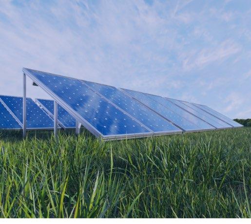 Sistemas para huertos solares