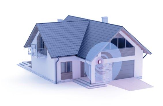 Seguridad perimetral para viviendas